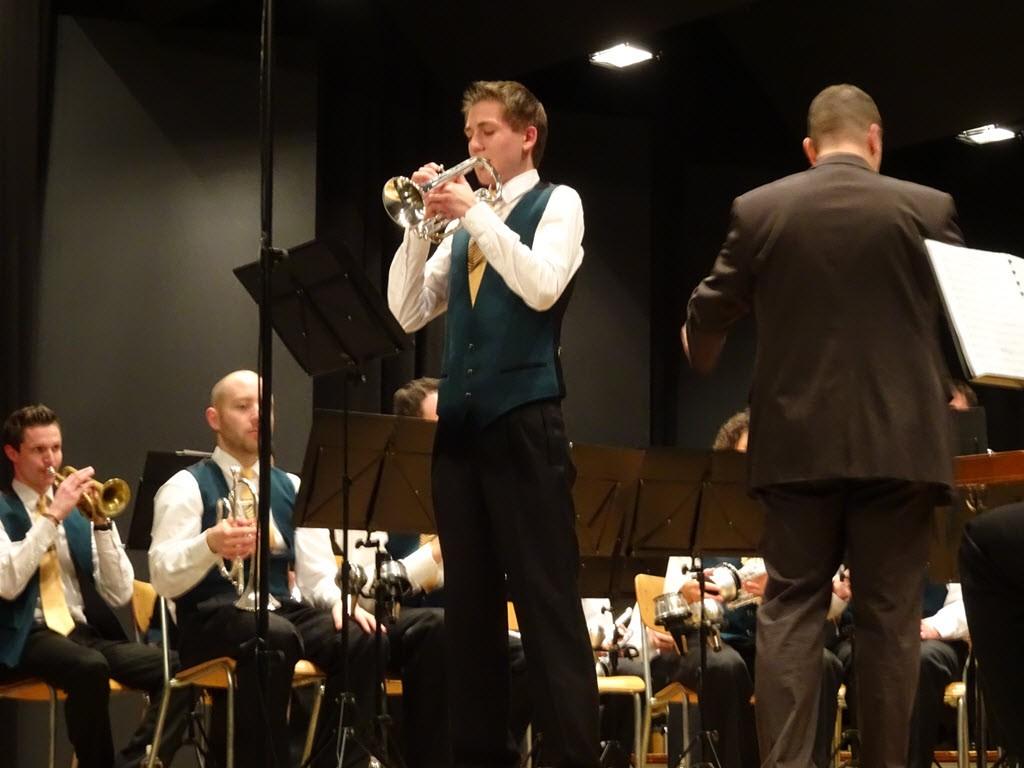 Solist Colin Schär