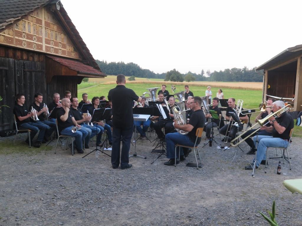 Sommerkonzert in Waldhäusern